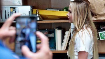 Grand Theft School Girl Alyssa Cole